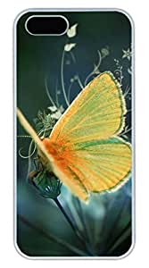 Case For Sam Sung Galaxy S5 Cover Only Beautiful Hd Butterfly Funny Lovely Best Cool Customize Case For Sam Sung Galaxy S5 Cover S Cover White