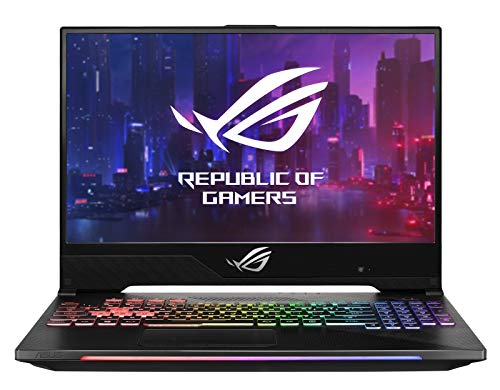 Compare XOTIC XPC ROG Strix Scar II GL504 (GL504GWDS74) vs other laptops
