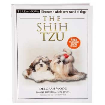 TFH Terra Nova The Shih Tzu Book
