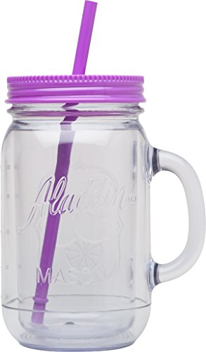 Aladdin Classic Insulated Mason Tumb 32Oz [6 Pieces] *** Product Description: A Classic Jar For Cold Drinks. Iconic Design, Made To Go. An Ode To The Original Mason Canning Jars, Aladdin'S Version Features A Drink-Through Lid For Splash-Free Sipp ***
