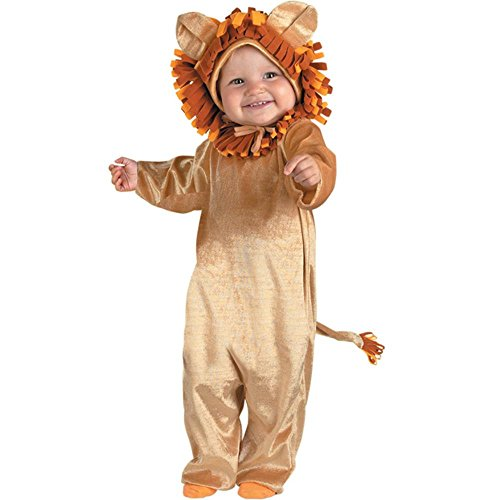 Infant Cuddly Lion Costumes (Cuddly Cub Baby Infant Costume - Baby 12-18)