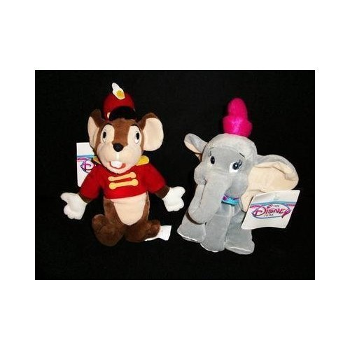 Disney Dumbo the Elephant and Timothy the Mouse 6
