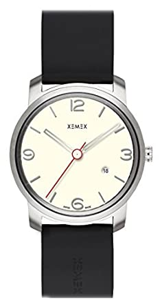 XEMEX Armbanduhr PICCADILLY QUARTZ Ref. 880.13 3 HANDS DATE
