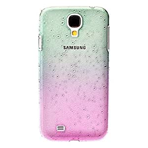 get Gradient Small Droplets Hard Case for Samsung Galaxy S4 I9500(Green Shades)