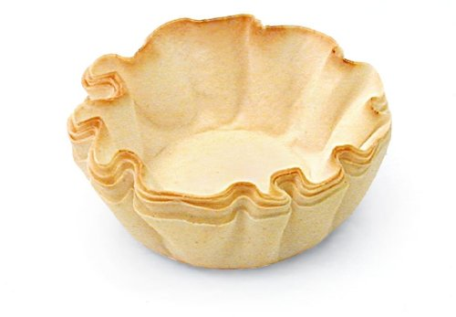 (Alba Foods Phyllo Cups, 360-Count Box )