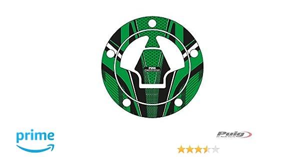 Puig 6312V Radical Protector Tapón, Color Verde