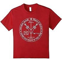 Jupiter 4th Pentacle T-Shirt Wealth Magic Occult Jewish