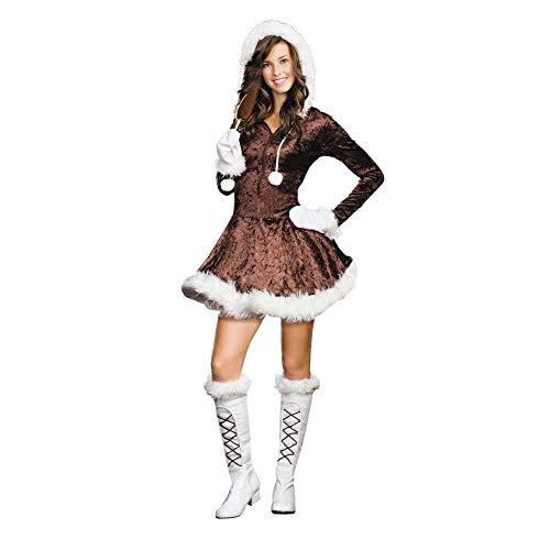 Eskimo Cutie Pie Teen/Junior Costume - Teen X-Small -