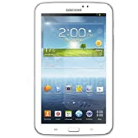 Samsung Galaxy Tab 3, 7-inch, White 8GB Wi-fi (Pouch Included) Part# SM-T210RZWSXAR/SM-T210RZWYXAR