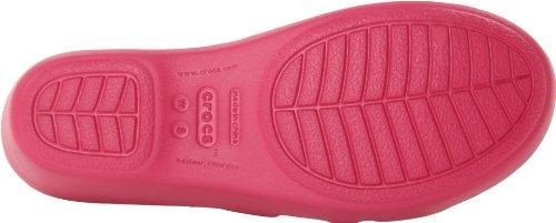 Crocs Rhonda Wedge Pump Lampone / Ostrica