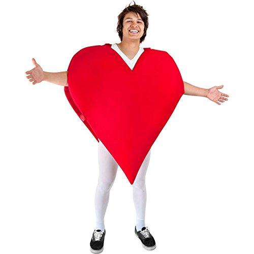 Heart Adult Costume