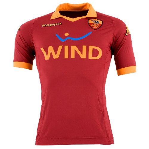 AS Roma Boys Home Football Shirt 2012-13