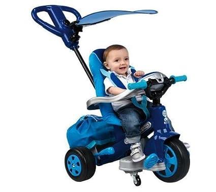 FEBER Triciclo evolutivo Baby Twist 360° Boy + Balón saltador Cars ...