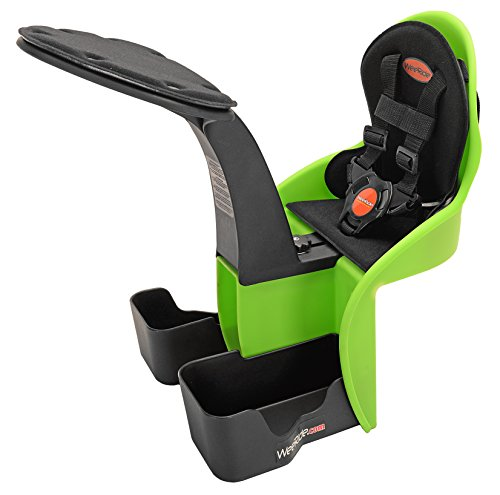 WeeRide Kangaroo Child Bike Seat, - Child Bike Trailer