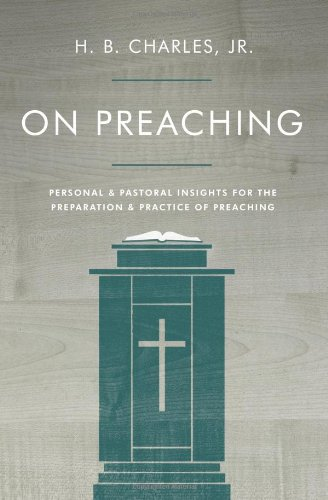 Price comparison product image On Preaching: Personal & Pastoral Insights for the Preparation & Practice of Preaching
