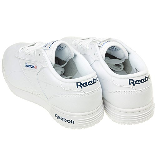 O Fit Scarpe Top Bianco Clean Reebok Ex Int Uomo Low ZSWwqg75R