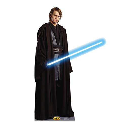 Advanced Graphics Anakin Skywalker Life Size Cardboard Cutout Standup - Star Wars Prequel -