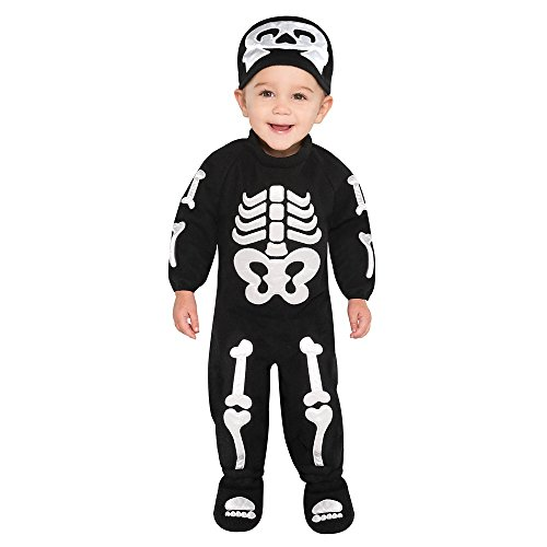 Infant Sized Bitty Bones Costume 6-12 Months -