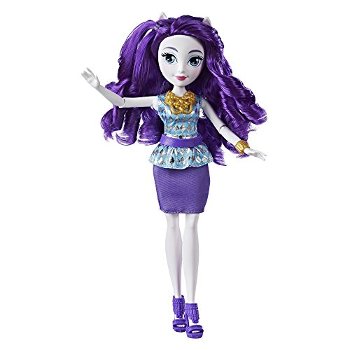My Little Pony Equestria Girls Rarity Classic Style Doll]()