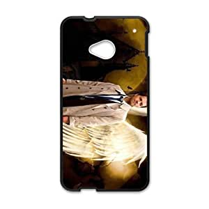 Supernatural Castiel Cell Phone Case for HTC One M7