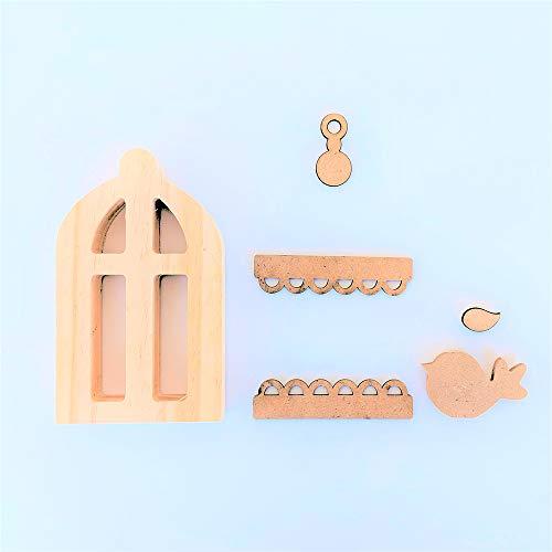 Foundations Décor, Bird Cage, DIY Home Decorations, Craft Kit