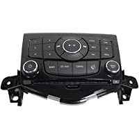 95914367 AM/FM Stereo/Radio Control 2011-15 Chevy Cruze Without Navigation