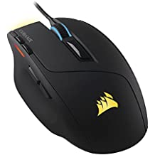 CORSAIR SABRE - RGB Gaming Mouse - Lightweight Design - 10,000 DPI  Optical Sensor