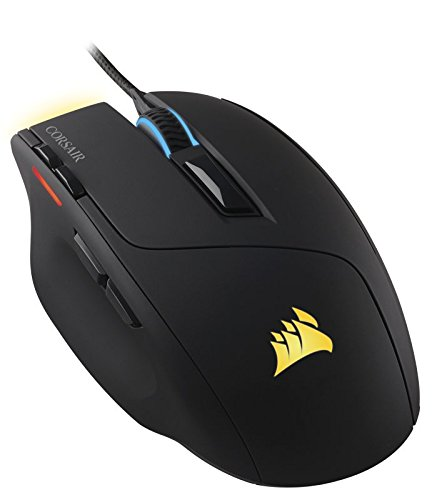 CORSAIR SABRE – RGB Gaming Mouse – Lightweight Design – 10,000 DPI  Optical Sensor
