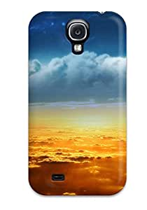 Hot Awesome Case Cover Compatible With Galaxy S4 - On The Clouds