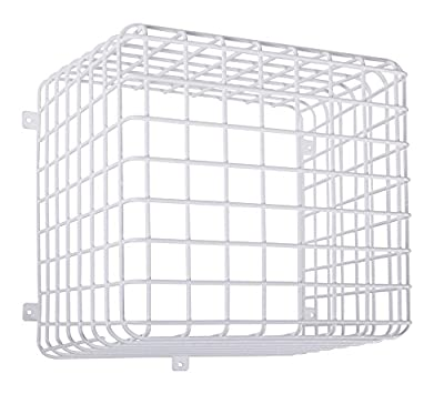 """Safety Technology International, Inc. STI-9730 Steel Wire Guard Damage Stopper® Cube Cage Approx. 12"""" x 12"""" x 12"""""""