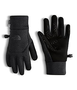 The North Face Men's Etip Hardface Gloves Asphalt Grey Heather Print M