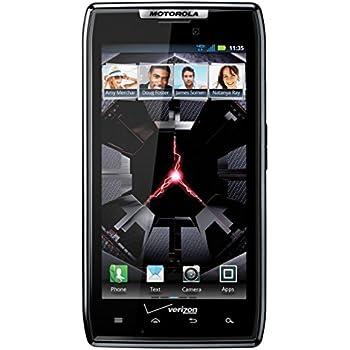 amazon com motorola droid razr 4g lte android smartphone verizon rh amazon com Droid RAZR XT910 Motorola RAZR XT912 Case