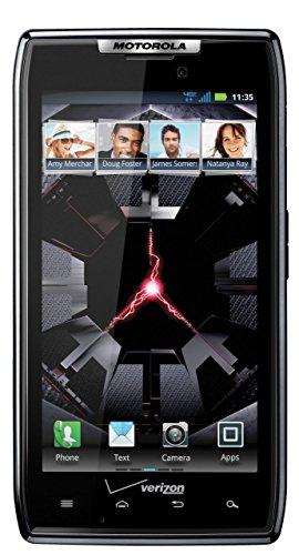 Motorola Droid RAZR 4G LTE Android Smartphone Verizon (black)