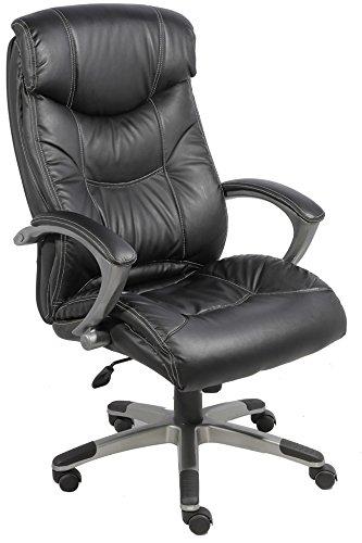 Adiko ADXN068 High Back Office Chair (Black)