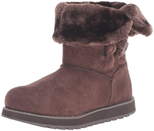 Skechers Button Women's Keepsakes Winter Short Boot 2 qwOPrH6q