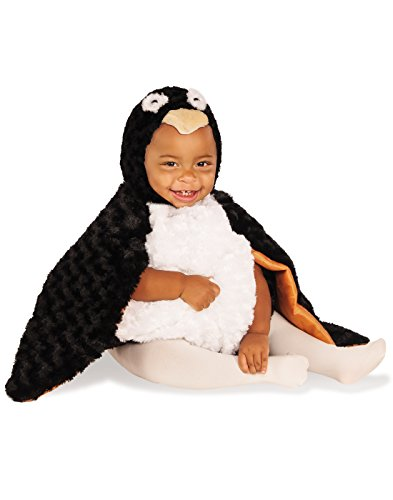 Rubie's Baby Penguin Costume, As Shown, Toddler -