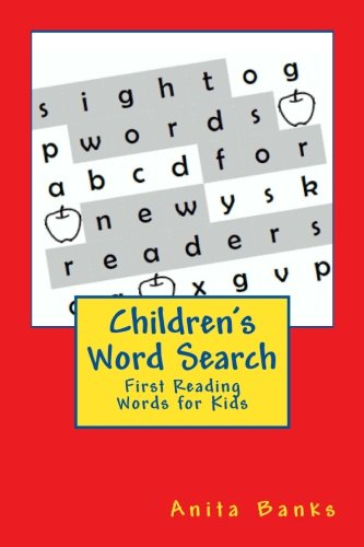 Children's Word Search: Sight Words for New Readers (Sight Word Puzzles for New Readers)
