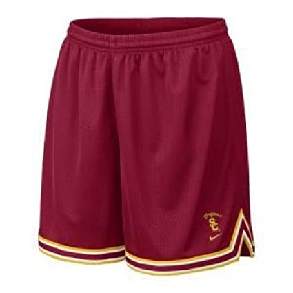 Amazon.com   Nike USC Trojans Women s College Basketball Short ... 8fa22a7f6718