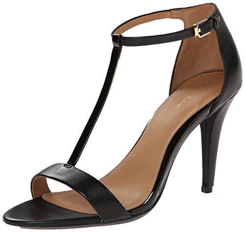 Calvin Klein Womens Nasi Dress Sandal Black/Black