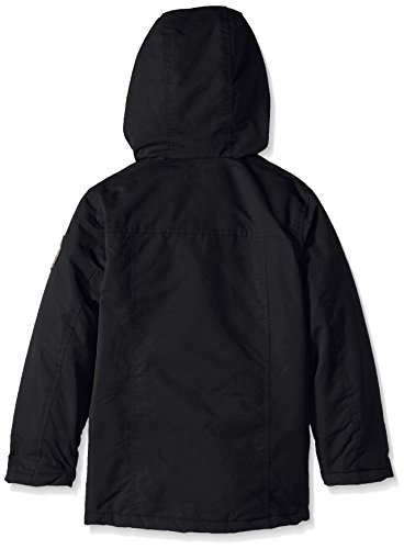 Diesel Big Boys' Outerwear Jacket (More Styles Available), Systems-DS10-Black/Charcoal, 10/12 by Diesel (Image #2)