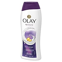 Olay Age Defying Body Wash, 13.5 oz, Packaging May Vary