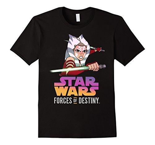 Star Wars Forces of Destiny Ahsoka Lightsaber Duo T-Shirt