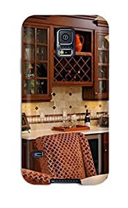 Top Quality Protection Kitchen Breakfast Nook With Storage Case Cover For Galaxy S5