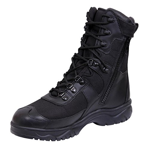Boot Black Tactical Flex V Motion Rothco qxSFnfWw8q
