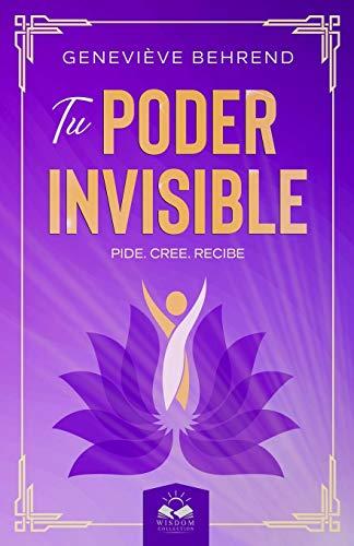 Libro : Tu Poder Invisible  - Behrend, Genevieve (5284)