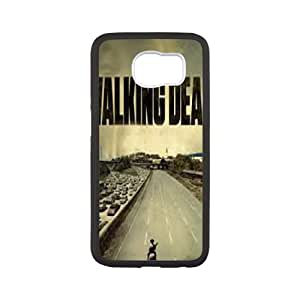 Samsung Galaxy S6 Cell Phone Case Black The Walking Dead D7L4XE