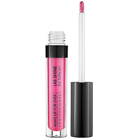 Lab Collection Shine Star (MAKE UP FOR EVER Lab Shine Lip Gloss Star Collection - S26 0.09 oz)