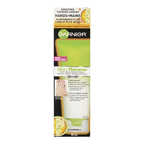 Garnier Dark Spot Hand Treatment For Dark Spots On Hands, 2.7 Fluid Ounce