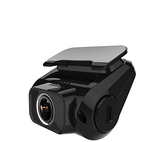 idealTech X1D Dash Cam Pro Rear Camera Unit with Sony IMX323 Image Sensor