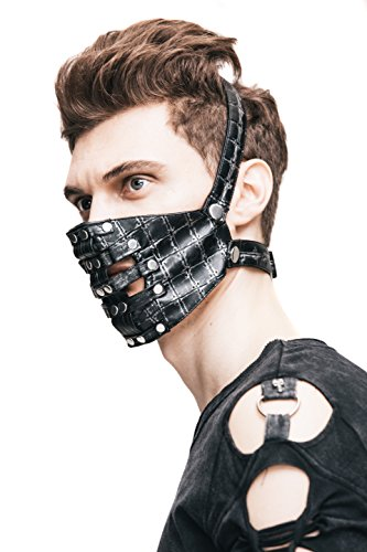 Steampunk Mask Motorcycle Accessories Cycling Masks Mens Lingerie Masquerade Masks (Victorian Face Masks)